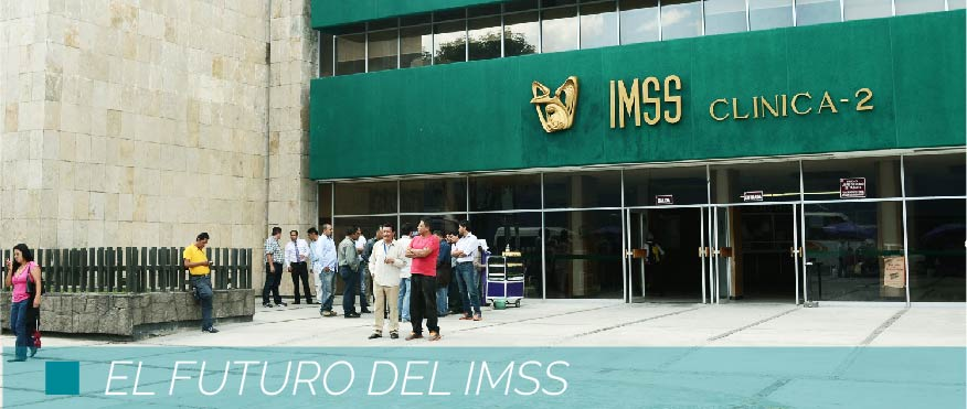 el futuro del IMSS